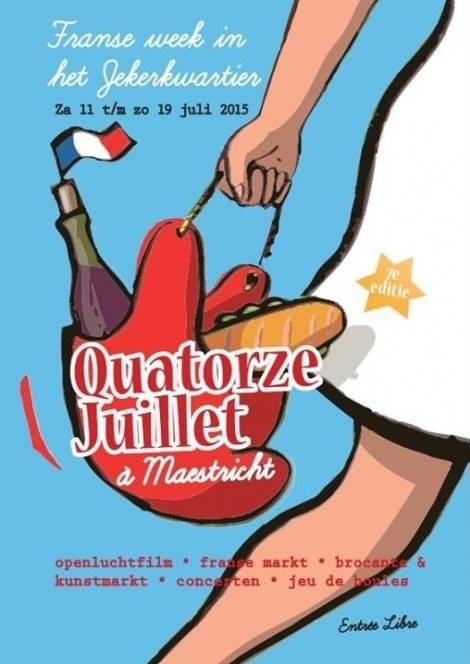 quatorze juillet maastricht